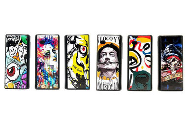 China Adjustable Voltage 650mAh Single Battery Box Mod 510 Thread 15s Preheat Time factory